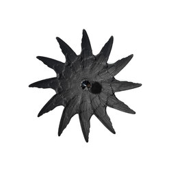 Papageno - Wall light (black) | General lighting | Lladró