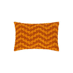 Detroit Cushion Orange 1 | Cushions | GAN