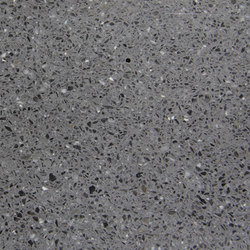 Eco-Terr Slab Black Sand polished | Panneaux | COVERINGSETC