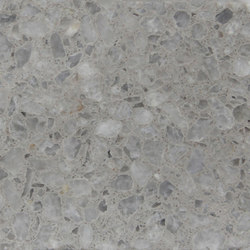 Eco-Terr Slab Misty Grey polished | Planchas | COVERINGSETC