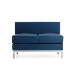 Domino | Modular seating elements | Emmegi