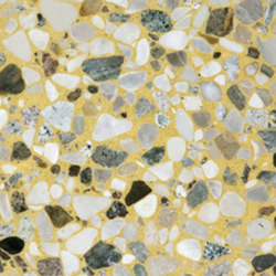 Eco-Terr Tile Aztec Yellow | Panneaux en pierre naturelle | COVERINGSETC
