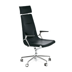 Elle 01 | Executive chairs | Emmegi