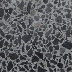 Eco-Terr Tile Bulgari Black | Natural stone panels | COVERINGSETC