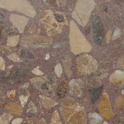 Eco-Terr Tile Emperador Brown | Panneaux en pierre naturelle | COVERINGSETC