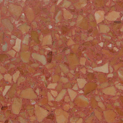 Eco-Terr Tile Ming Red | Lastre pietra naturale | COVERINGSETC