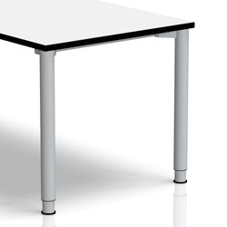 Rondana Desk range | Frame | Escritorios individuales | Assmann Büromöbel