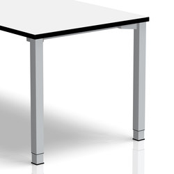 Rondana Desk range | Frame | Individual desks | Assmann Büromöbel