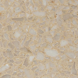 Eco-Terr Tile Tahitian Cream | Natural stone slabs | COVERINGSETC