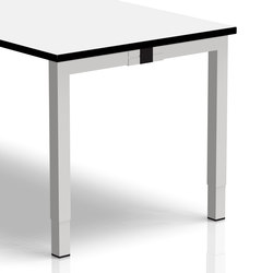 TriASS Furniture range | Frame | Desks | Assmann Büromöbel