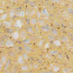 Eco-Terr Tile Solare Yellow | Planchas de piedra natural | COVERINGSETC