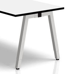 TriASS Furniture range | Frame | Escritorios individuales | Assmann Büromöbel