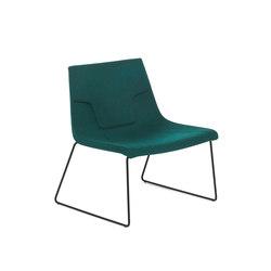 Elle 70 | Lounge chairs | Emmegi