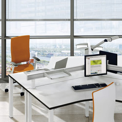 Viteco Stellwandsystem |  | Assmann Büromöbel