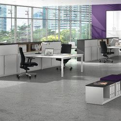 Allvia Stauraum | Büroschränke | Assmann Büromöbel