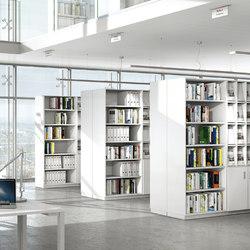 Allvia Stauraum | Regalsysteme | Assmann Büromöbel