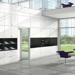 Allvia Storage | Sistemas de estanterías | Assmann Büromöbel