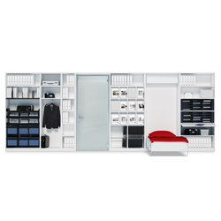 Allvia Schrankwand | Regalsysteme | Assmann Büromöbel