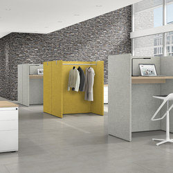 Syneo Lounge furniture | Coat stands | Assmann Büromöbel