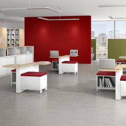 Syneo Lounge furniture | Lounge-work seating | Assmann Büromöbel