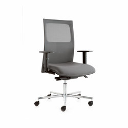 Flat 01 | Office chairs | Emmegi