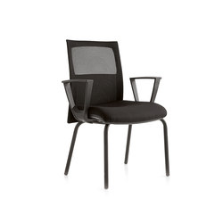 Flat 01 | Conference chairs | Emmegi