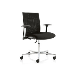 Flat 02 | Office chairs | Emmegi