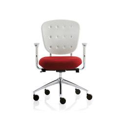 Flow | Task chairs | Emmegi