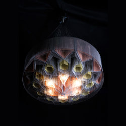 Mandala No.2 - 1000 - suspended | Lüster/Kronleuchter | Willowlamp