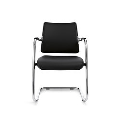 Free Light | Visitors chairs / Side chairs | Emmegi