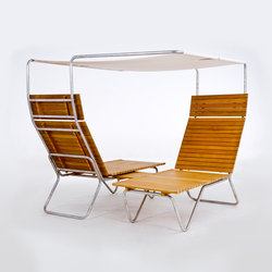 Uni Poli Lounger | Liegestühle | Deesawat