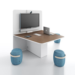 DV401-E-Media | Multimedia conference tables | DVO