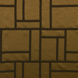 Palazzo Dark Gold | Tissus pour rideaux | Johanna Gullichsen