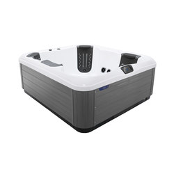 Black & White R6L | Hydromassage baths | Villeroy & Boch