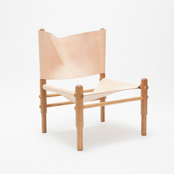 Sling Chair Oak | Lounge chairs | Workstead