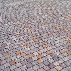 Cubetti | Paving stones | Odorizzi Soluzioni