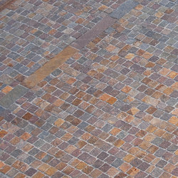 Cubes | Paving stones | Odorizzi Soluzioni