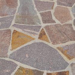Irregular Slabs | Natural stone mosaics | Odorizzi Soluzioni