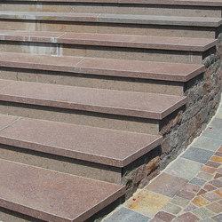 Treads | Stair coverings | Odorizzi Soluzioni