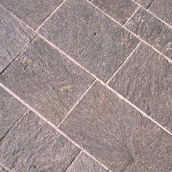 Slabs & Tiles | Paving stones | Odorizzi Soluzioni
