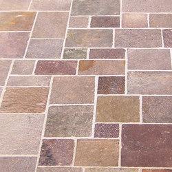 Slabs & Tiles Natural | Paving stones | Odorizzi Soluzioni