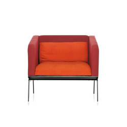 Metro | Lounge chairs | Emmegi
