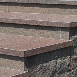 Baseboard Studs | Stufenverkleidung | Odorizzi Soluzioni