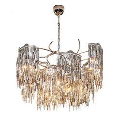 Arthur chandelier round | Kronleuchter | Brand van Egmond