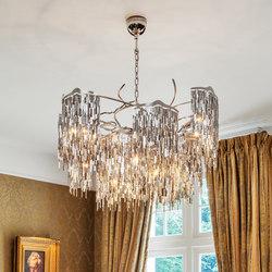 Arthur chandelier round | Ceiling suspended chandeliers | Brand van Egmond