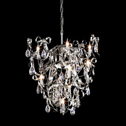 Miss Bow chandelier | Ceiling suspended chandeliers | Brand van Egmond