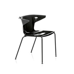 One | Restaurant chairs | Emmegi