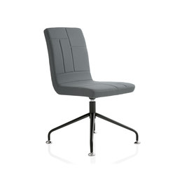 Plan Chair | Visitors chairs / Side chairs | Emmegi