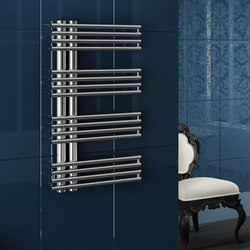 Kelly polished stainless steel | Radiators | Cordivari