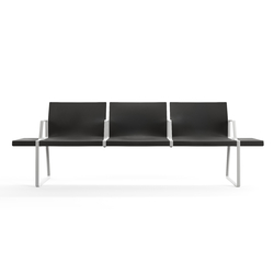 Plural | Waiting area benches | PEDRALI